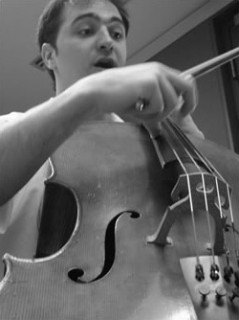 Yann Merker, Violoncello