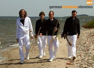 German Trombone Vibration