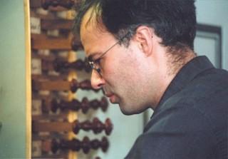 Constantin Alex, Organist